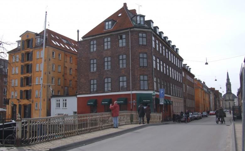 Strandgade 50 - Arkitekturværkstedet - Hans Peter Hagens - Arkitekt - København