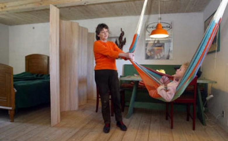 Landbolig på Møn - Arkitekturværkstedet - Hans Peter Hagens - Arkitekt - København
