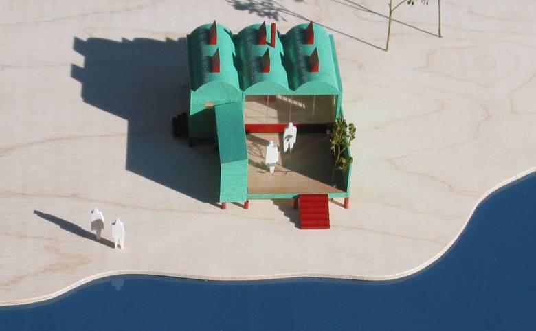 CVI Bungalows – flytbare boliger i Schweitz - Arkitekturværkstedet - Hans Peter Hagens - Arkitekt - København