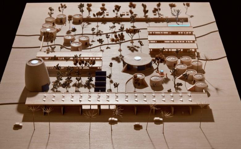 Marked for kunsthåndværk i Bandiagara, Mali - Arkitekturværkstedet - Hans Peter Hagens - Arkitekt - København