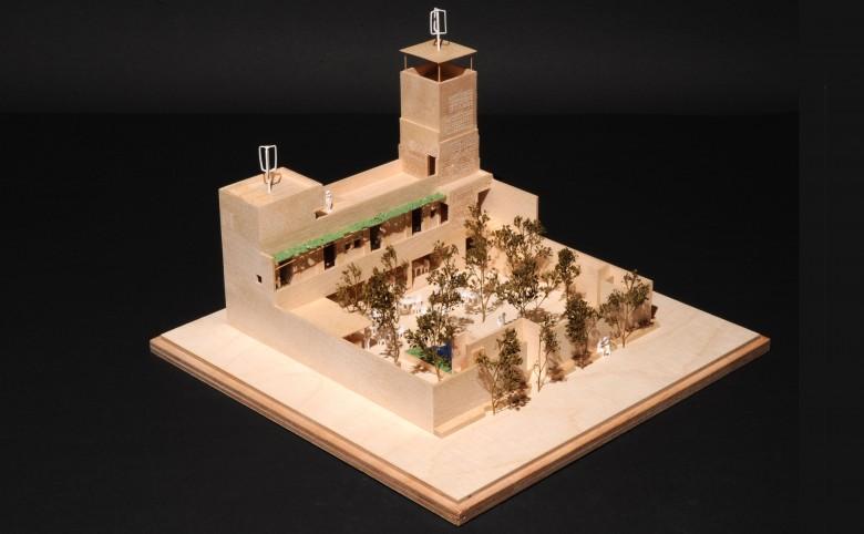 Hotel og restaurant i Sebougou, Mali - Arkitekturværkstedet - Hans Peter Hagens - Arkitekt - København