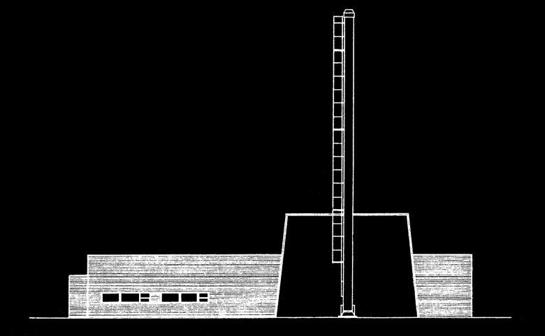 Ny industribygning til Petersen Tegl A/S - Arkitekturværkstedet - Hans Peter Hagens - Arkitekt - København