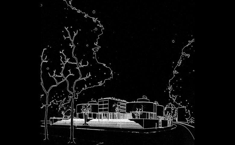 Nordiske ambassader i Berlin - Arkitekturværkstedet - Hans Peter Hagens - Arkitekt - København