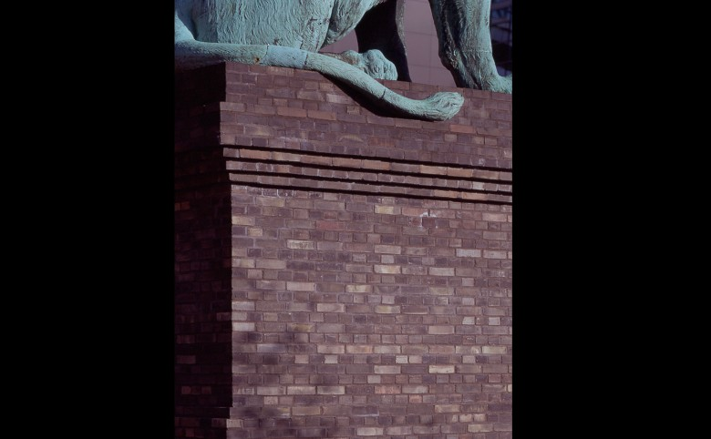 Ny sokkel til Istedløven - Arkitekturværkstedet - Hans Peter Hagens - Arkitekt - København