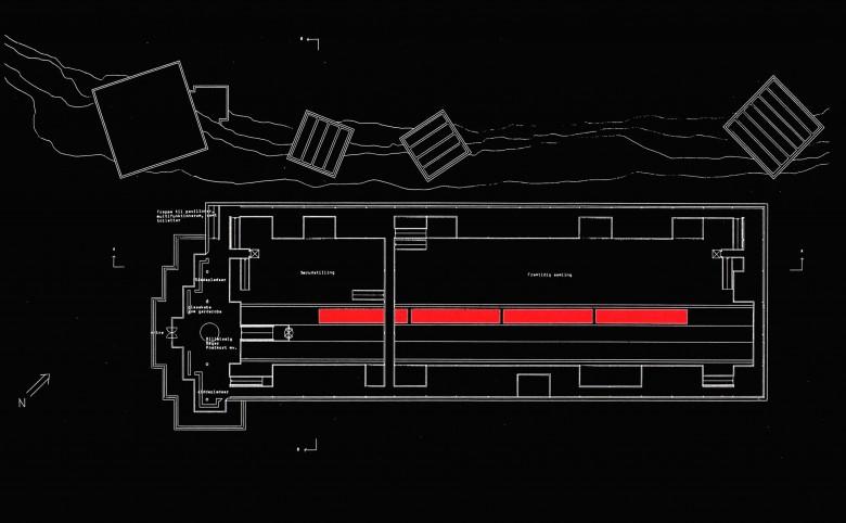 Statens Museum for Kunst I - Arkitekturværkstedet - Hans Peter Hagens - Arkitekt - København