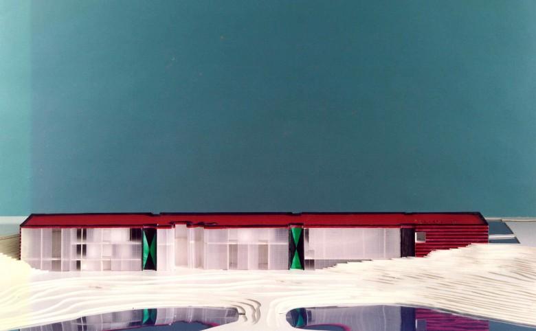 Statens Museum for Kunst II - Arkitekturværkstedet - Hans Peter Hagens - Arkitekt - København