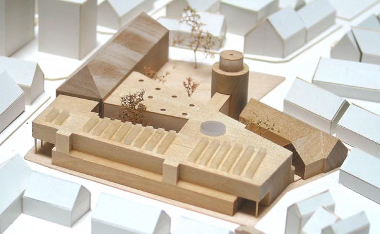 Bornholms Museum i Rønne - Arkitekturværkstedet - Hans Peter Hagens - Arkitekt - København
