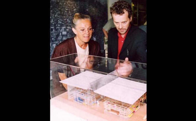 Arbejdsopgaver med etablering af udstillinger - Arkitekturværkstedet - Hans Peter Hagens - Arkitekt - København