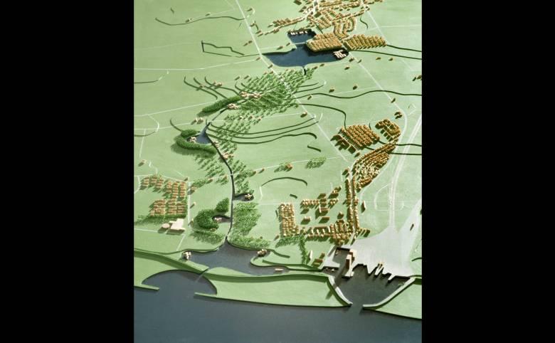 Femern Bælt Kanalbyer - Arkitekturværkstedet - Hans Peter Hagens - Arkitekt - København