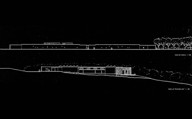 Rø Kunstmuseum - Arkitekturværkstedet - Hans Peter Hagens - Arkitekt - København