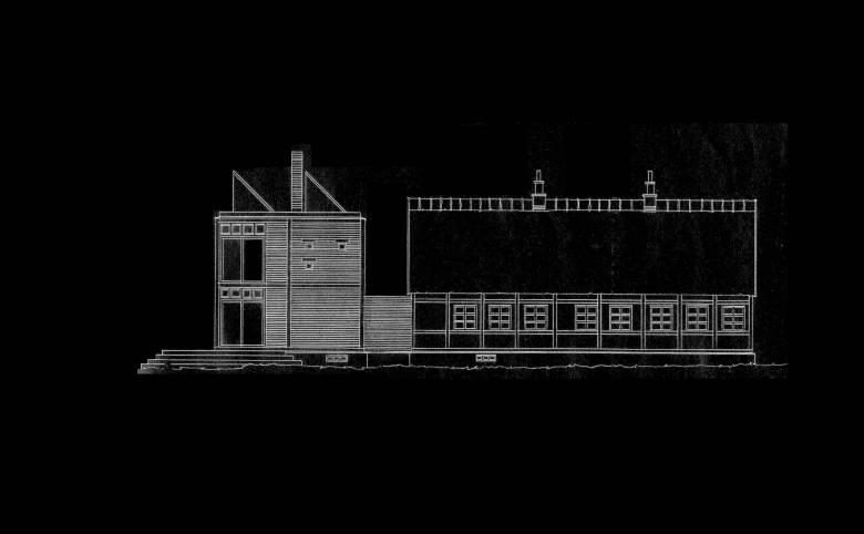 Bolig på Stevns - Arkitekturværkstedet - Hans Peter Hagens - Arkitekt - København