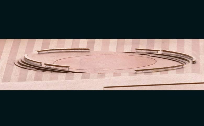 Stortorget i Hamar - Arkitekturværkstedet - Hans Peter Hagens - Arkitekt - København