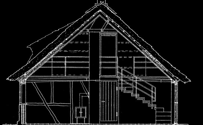 Landejendom i Køng - Arkitekturværkstedet - Hans Peter Hagens - Arkitekt - København